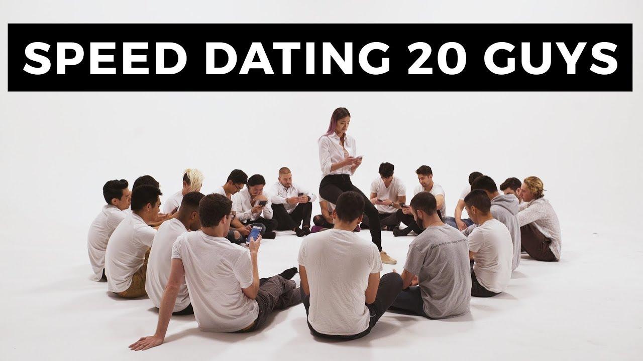 Speed dating twitter